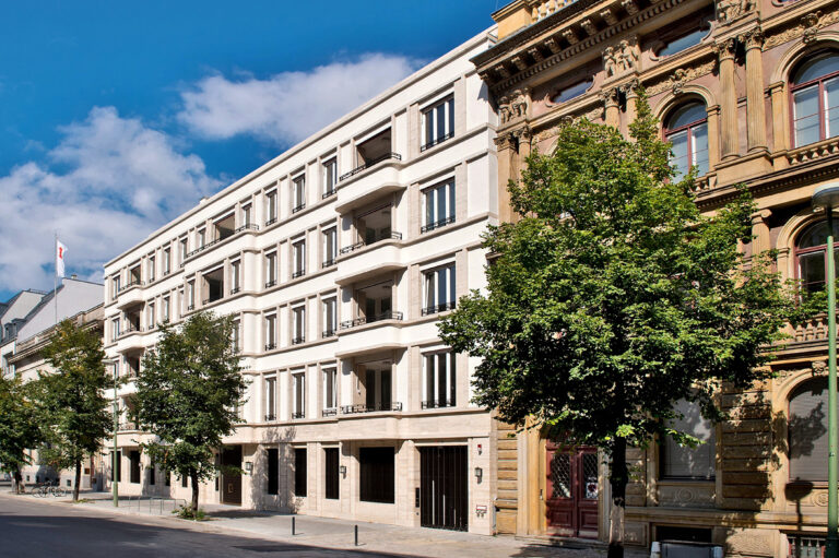 Zwei-Zimmer-Altbauwohnung Berlin