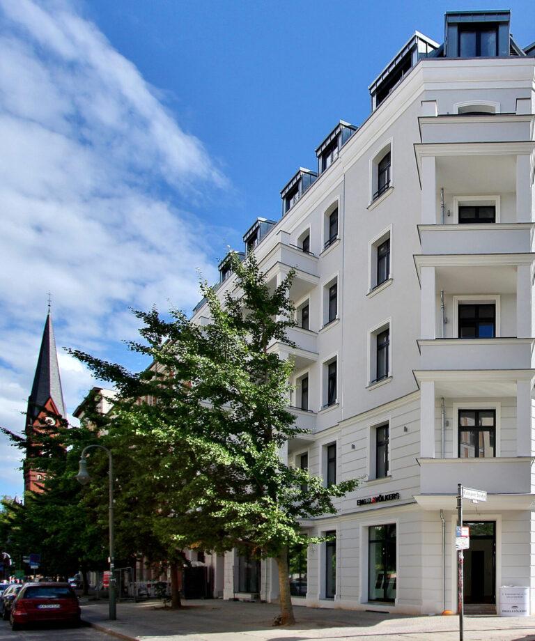 Engel & Völkers Berlin Residential | Knaackstraße 7