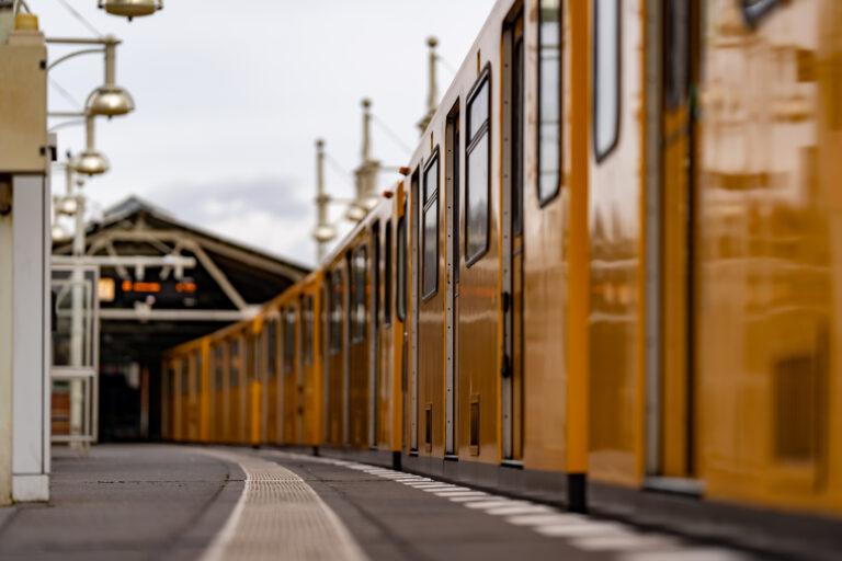 Berlin U-Bahn Verbindungen