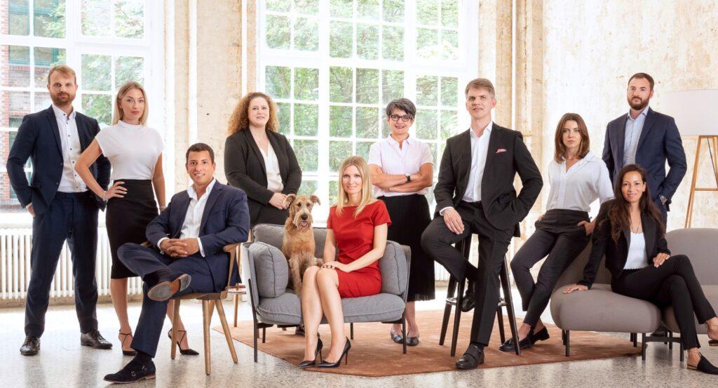 Management Board Engel & Völkers