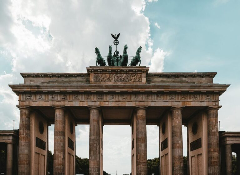 Brandenburger Tor Berlin Sightseeing