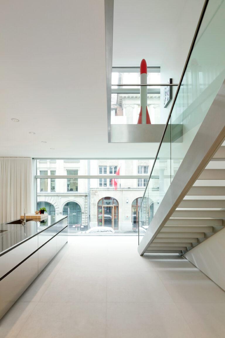 Luxus-Penthouse in Berlin Mitte Kaufen