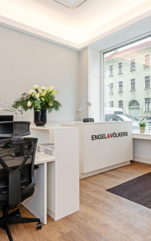 Engel & Völkers Shop Berlin Mitte
